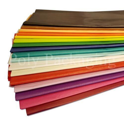 Calidad de papel de tejido 500mmx750mmx18gsm Cualquier Color Cualquier Cantidad