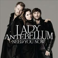 Need You Now [UK] by Lady Antebellum (CD, May-2010, Parlophone (UK))