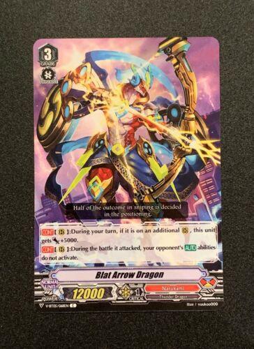 Blat Arrow Dragon V-BT05//068EN C Narukami CFV