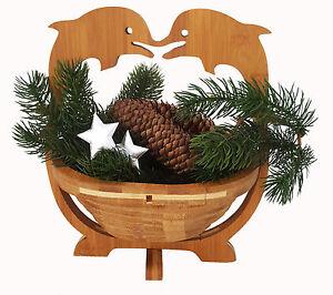 Cesta-de-Regalo-Cuenco-Decorativo-Delfin-Dolphin-Frutero-30x30cm-Frutas-Platillo