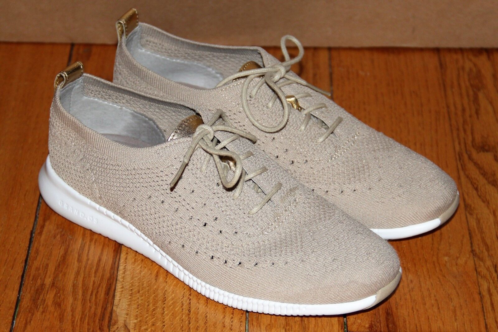 5a19eaf61cee ZEROGRAND Stitchlite Oxfords EXCELLENT 7.5M Sneakers Wingtip nzuzuq3573-new  shoes