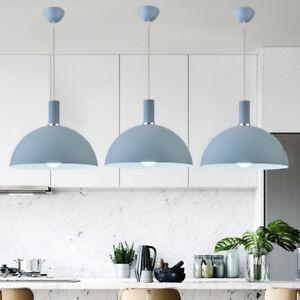 Details About Kitchen Pendant Lighting Modern Ceiling Lights Bar Chandelier Blue Lamp