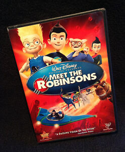 walt disney s meet the robinsons dvd 2007 like new ebay
