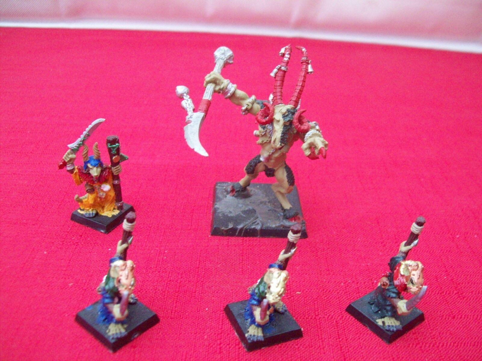 Warhammer Fantasy SKAVEN ARMY-Métal-bien ARMY-Métal-bien ARMY-Métal-bien peint 40e53f