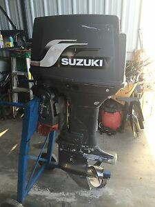 1999 suzuki 85 hp dt85 2 stroke outboard boat motor engine for Suzuki outboard motor repair