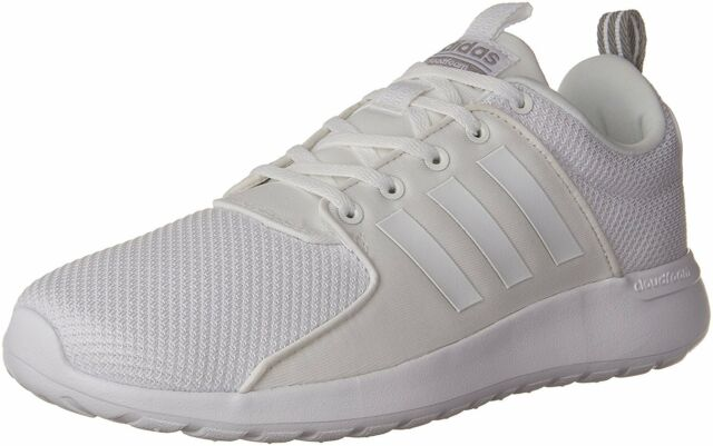 adidas neo cloudfoam lite racer aw4262 uomini scarpe bianche