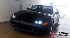 Mitsubishi 3000GT Dodge Stealth Lexan Headlight Halo Install Service 94-99