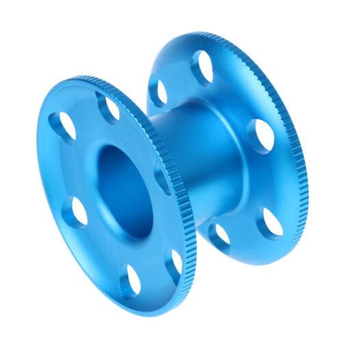 Durable Aluminium Scuba Dive Finger Spool Spule Guide Line Spool Tauchen