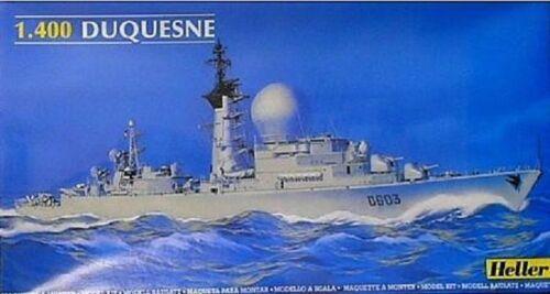 HELLER 81008 1:400th échelle DUQUESNE Marine Française SUFFREN Frégate de classe