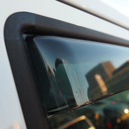 Windabweiser für VW T6 Transporter ab 2015 2er Set Van-X