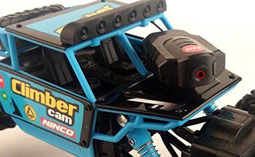 Nincoracers Nincoracers Nincoracers NH93110. Auto Funkfernsteuerung Bergsteiger Cam Crawler 4WD mit 460005