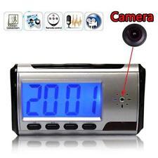 Digital Spy Camera Alarm Clock Hidden Video Camera Cam DVR Motion Baby Detector