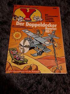 """YPS Heft 535 I mit Gespenster GmbH + Asterix 'Der Kupferkessel"""" (1985)"""