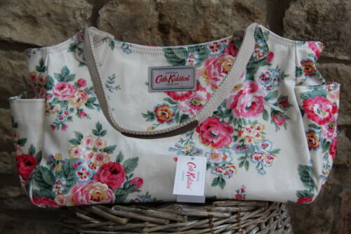 Oilcloth Handbag Flowers Kidston Cath Candy Day Bnwt Bag wqxqtP