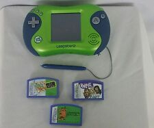 LeapFrog Leapster 2 Learning System Handheld Console with 3 Games