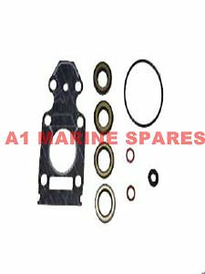 A1-9-9-15hp-1995-current-2-Strokes-Yamaha-new-gear-box-seal-kit-63V-W0001-21