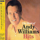 Best of Andy Williams: Hits [Remaster] by Andy Williams (CD, Jun-2004, Sony Music Distribution (USA))