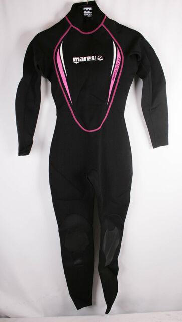 fd6c1752b747 Mares traje de neopreno mujer / Steamer Manta Negro/fucsia/blanco S2 (D 36)