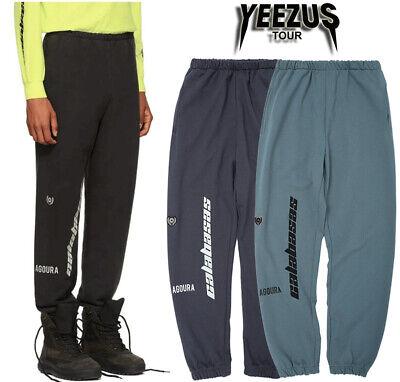2019 Rare FOR Cool Kanye West Concert Season 6 Calabasas YEEZUS TOUR Trousers