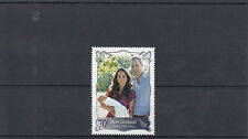 New Zealand NZ 2014 MNH Royal Visit 1v 70c Stamp Prince William Kate George Baby