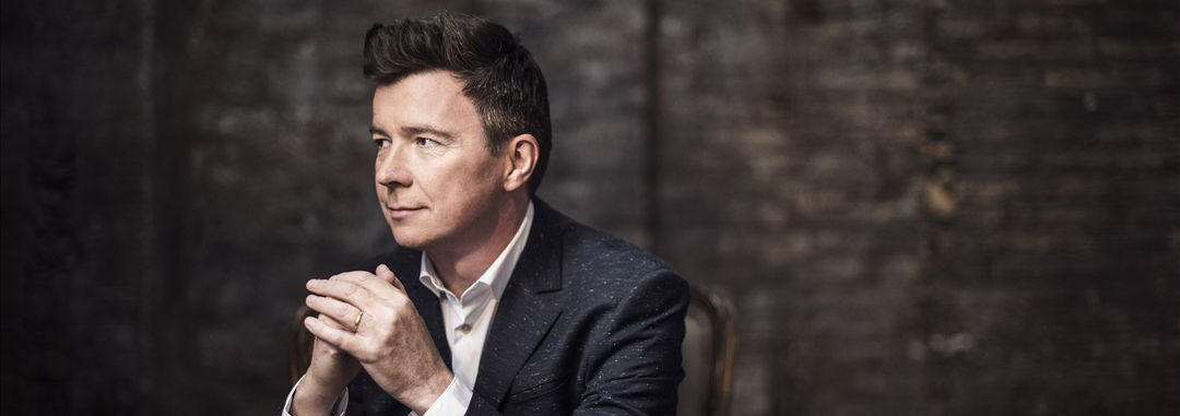 Rick Astley Tickets (17+ Event)