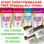 DETOX-TEATOX-SKINNY-HERBAL-WEIGHT-LOSS-BURN-FAT-TEA-BURNER-You-Choose thumbnail 1
