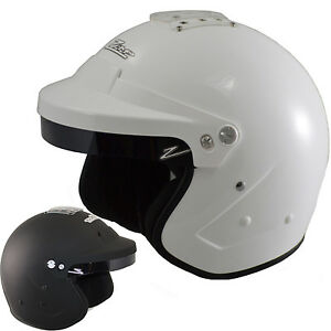 ZAMP-RZ-16H-Pro-Auto-Racing-Helmet-Snell-SA2015-Rated-Open-Face-Rally-Helmet