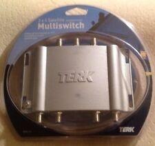 Trek BMS-34 3x4 Satellite Indoor Outdoor Multi switch