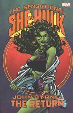 Sensational She-Hulk by John Byrne (2016, Paperback)