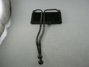 Triumph T595 T 595 Daytona #8571 Oil Cooler with Lines