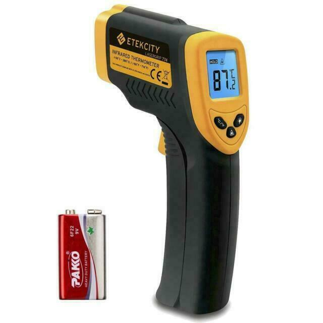 Etekcity Infrared Thermometer Lasergrip 749