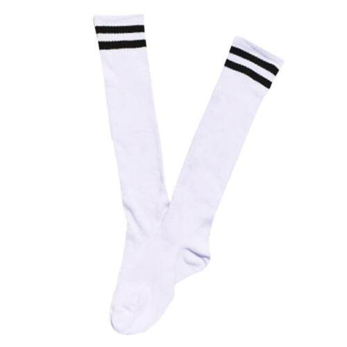 Kids Football Stockings Over Knee High Sock Baseball Hockey Sports Socks D