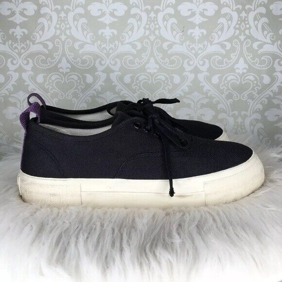 Eytys Mother canvas sneakers 10 Black - image 2