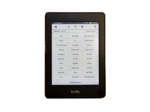 Amazon Kindle Paperwhite 2 2GB, Wi-Fi + 3G, 6in - Black eBook Reader