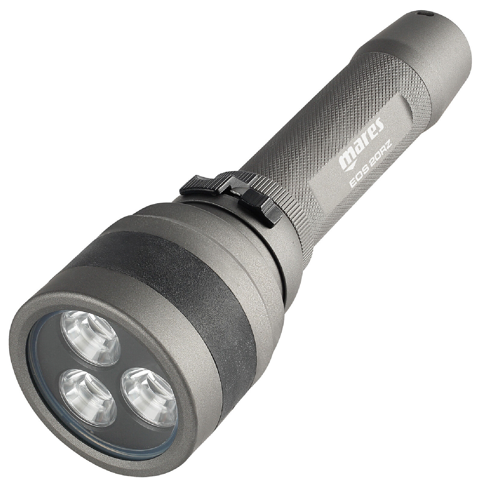 LO3 MARES Lampada EOS 20RZ metal LED torch rechargeable 2300 Lumen