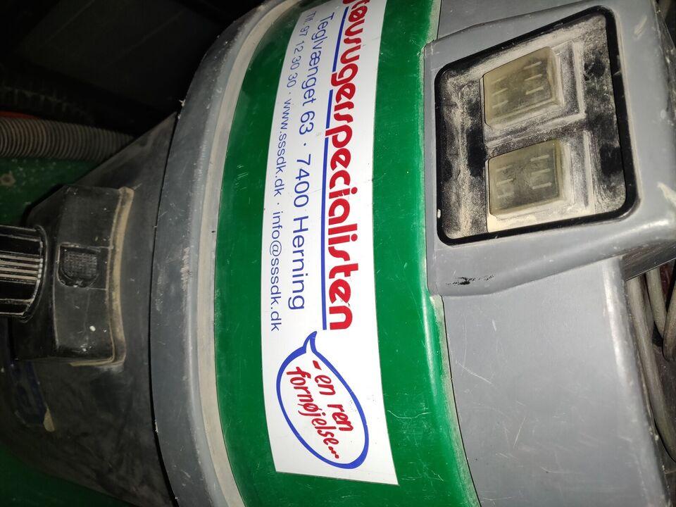 Industri støvsuger, Dan vac