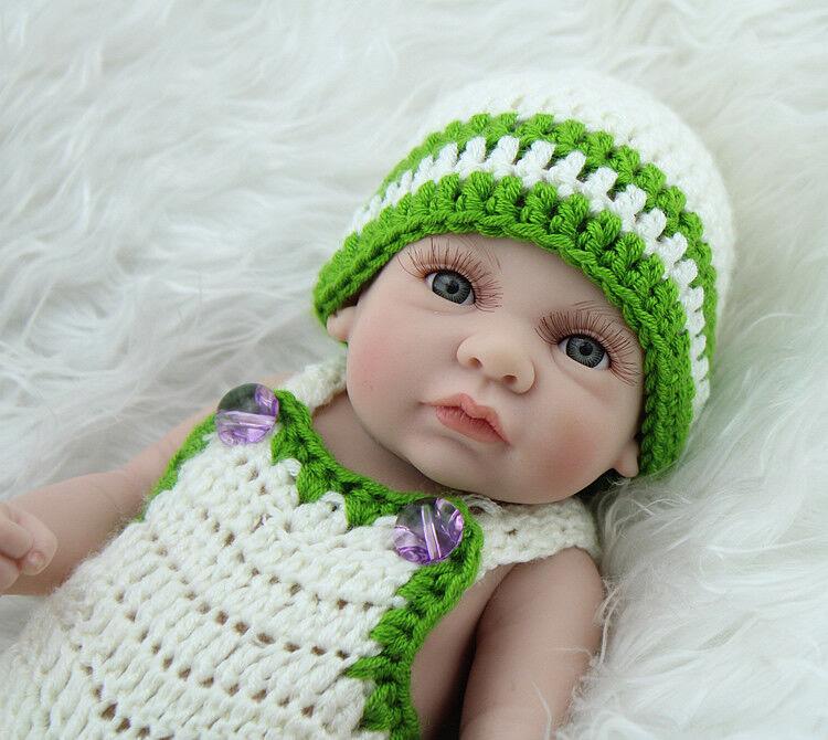 Nuovoborn Boy Baby Soft  Body Reborn Dolls  Kids Baby  Playmate Toys