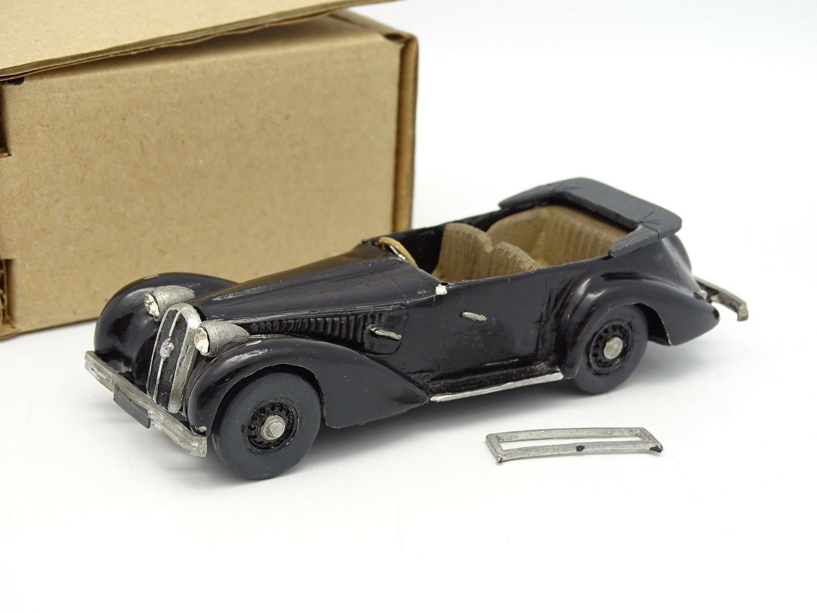 wholesape economico Jabgiocattoli Kit Monté 1 43 43 43 - Calientechkiss Cabriolet 1948 neroe  punto vendita
