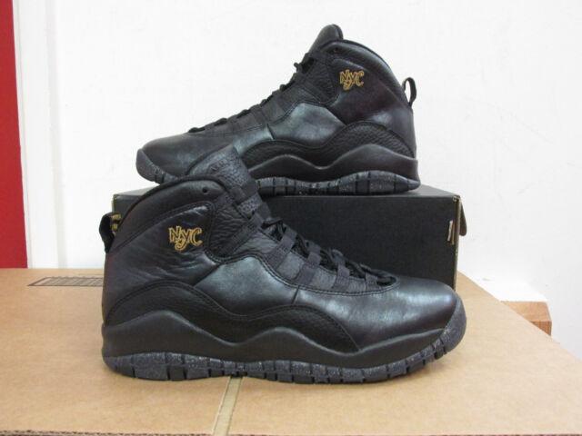 Nike Air Jordan 10 retro BG Trainers sneakers kids 310806 012 CLEARANCE f65b952c3