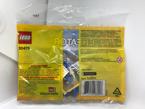 LEGO 30475 Creator Off Roader Vehicle Polybag CAR BLUE TRUCK JEEP 4X4 LAND ROVER