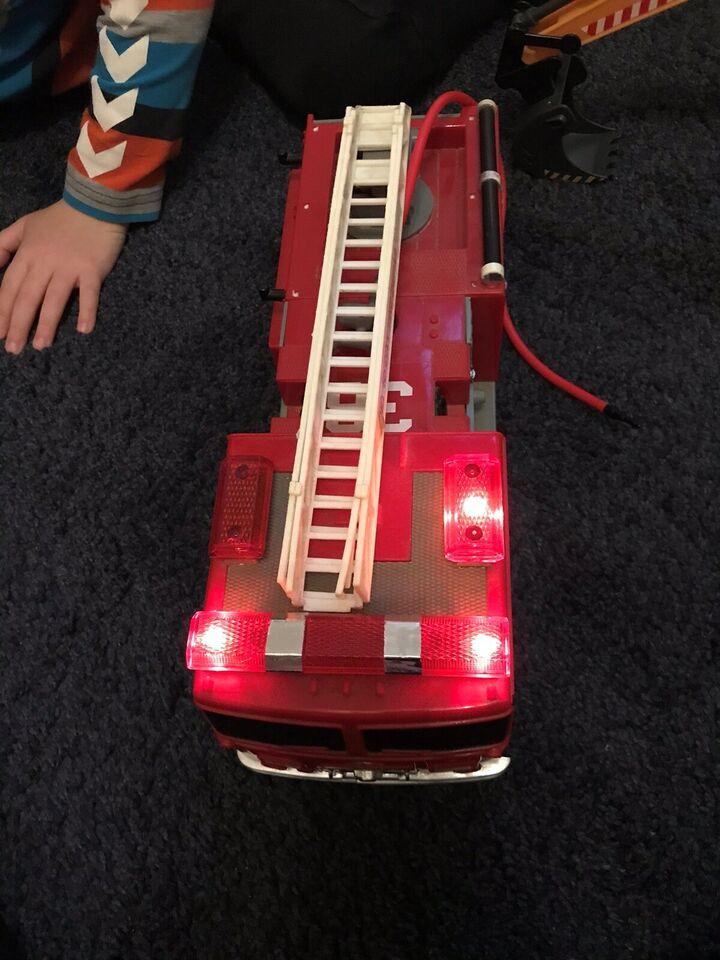 Blandet legetøj, Brandbil
