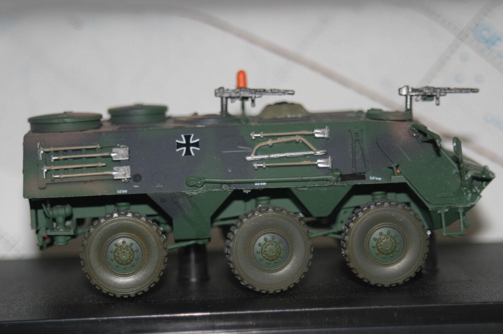 TPz Fuchs 1 a4 GERMANY piokp .320 GERMANY a4 1:72 PANZERSTAHL 88021 8d90ed