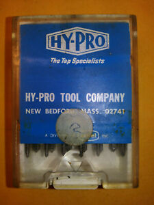 NEW OSG HY-PRO BRAND 3-48 GH-2 SP PT PLUG TAP Qty 1 Tap