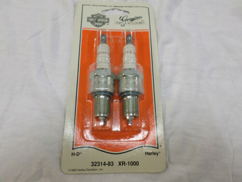 "Harley-Davidson XR 1000 Spark Plugs 32314-83 /""NEW/"""