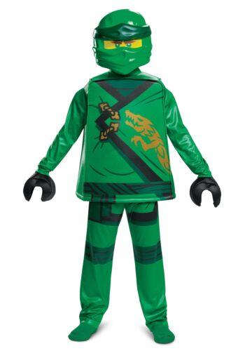 Child/'s Lego Ninjago Lloyd Legacy Deluxe Costume