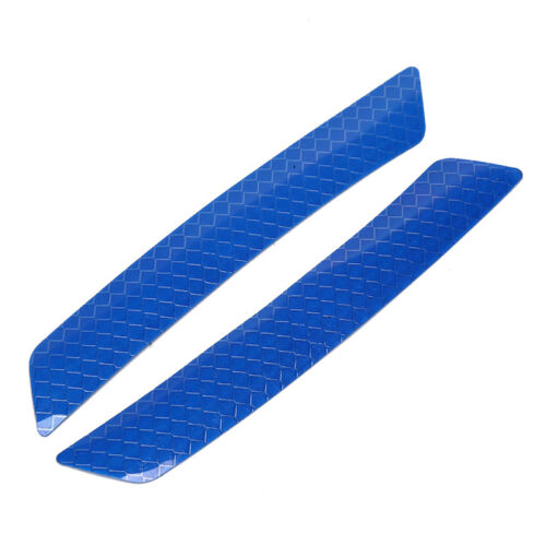 2x Reflective Warning Strip Tape Car Bumper Reflective Strips Secure Stickers HG