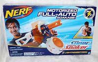 Nerf Motorized Full-auto Soakage Super Soaker Lightning Storm Water Gun
