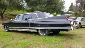 1961 Cadillac Series 75 Fleetwood