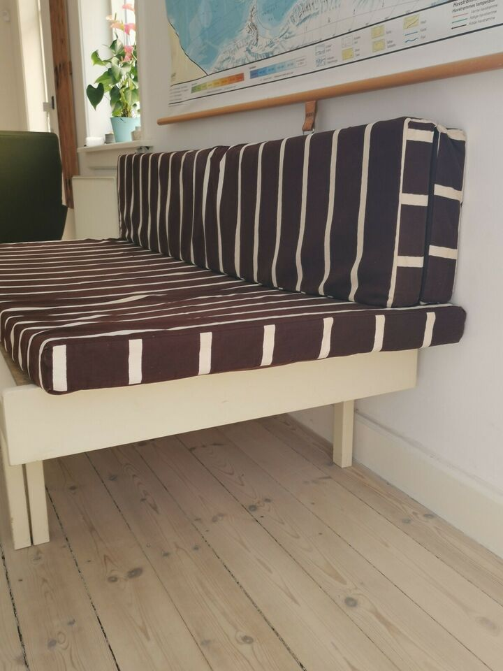 Daybed, træ, 2 pers.
