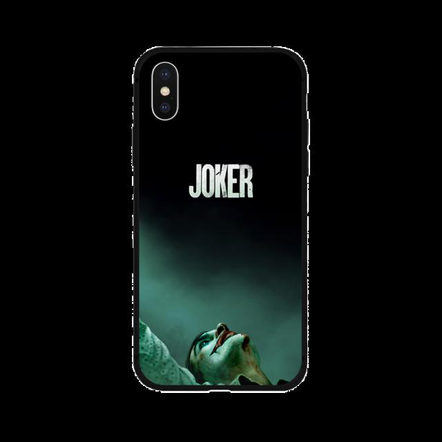 Joker 2019 Joaquin Phoenix Soft Silicone Black Cover Phone Case For Iphones Ebay